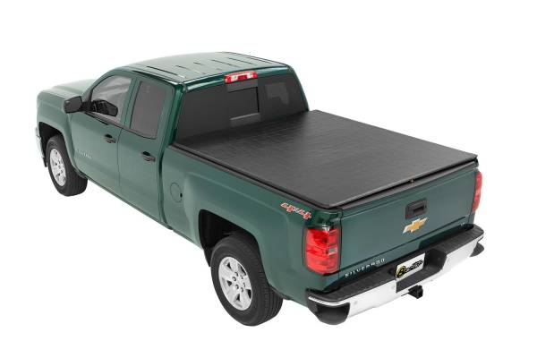 Bestop - Bestop | ZipRail Soft Tonneau - '07-13 Silverado/Sierra 1500 For 5.8 ft. bed w/o Bed Management System {Exc. '07 Classic} | 18212-01