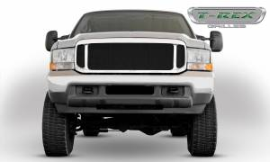 T-Rex | Assembly Grille, Polished, Aluminum, 1 Pc, Replacement | 50572