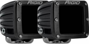 RIGID Industries | RIGID D-Series PRO LED Light, Driving Optic, Infrared, Surface Mount, Pair | 502393