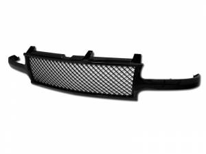 Armordillo USA | 2000-2006 Chevy Tahoe Mesh Style Front Grille (Black) | 7147287