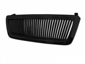 Armordillo USA | 2004-2006 Ford F-150 Vertical Style Front Grille (Black) | 7148185