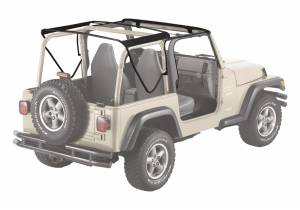 Bestop | Bow & Frame Hardware Kit - '97-06 Wrangler TJ Exc. Unlimited (Factory Style Replacement) | 55002-01