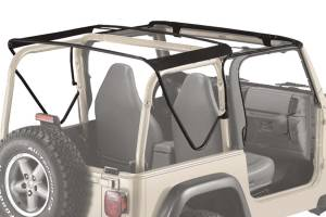 Bestop - Bestop   Bow & Frame Hardware Kit - '97-06 Wrangler TJ Exc. Unlimited (Factory Style Replacement)   55002-01 - Image 2