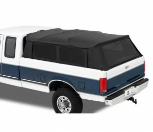 Bestop | Supertop for Truck - '04-20 F-150 '06-14 Mark LT '04-20 Titan w/o Utility Track For 5.5 ft. bed | 76309-35