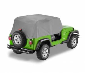 Bestop | All Weather Trail Cover - '92-95 Wrangler YJ (Spice) | 81036-37