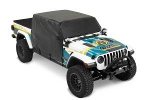 Bestop | All Weather Trail Cover - '20-21 Gladiator (Black) | 81050-01