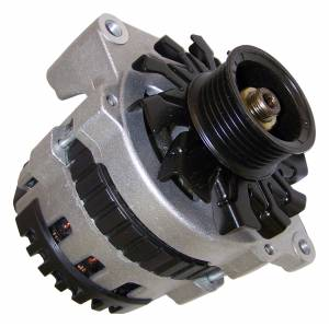 Crown Automotive | Alternator for 1987-1990 Jeep XJ Cherokee and MJ Comanche w/ 2.5L Engine 74 Amps | 53003803