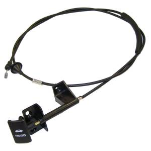 Crown Automotive   Hood Release Cable   55235483AD