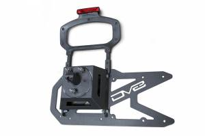 DV8 Offroad | Tailgate Mounted Tire Carrier | TCJL-01