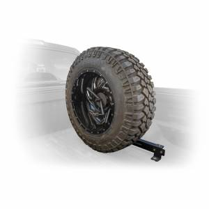 DV8 Offroad | Stand Up Spare Tire Mount | TCTT2-01