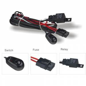 DV8 Offroad | LED Wiring Harness | WIRE HARNESS