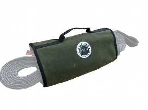 Recovery Wrap #16 Waxed Canvas Bag