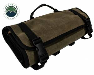 Rolled Bag First Aid - #16 Waxed Canvas