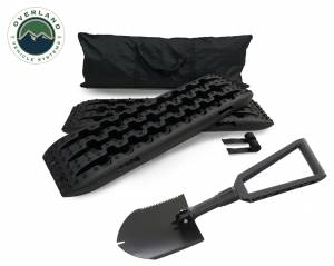 Combo Kit with Recovery Ramp and Multi Functional Shovel