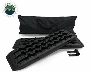 Recovery Ramp With Pull Strap and Storage Bag - Black/Black