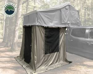 Nomadic 4 Extended Roof Top Tent With Annex - Gray